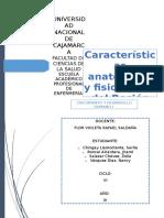 Características Anatómicas y Fisiológicas Del Recien Nacido