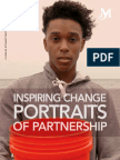 Mott Foundation Annual Report | Inspiring Change