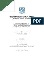 Normas Tecnicas de Proyecto y Construccion Para Obras de Vialidades Del Estado de Baja California