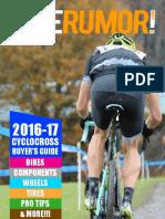 2016-17 Bikerumor Cyclocross Buyers Guide