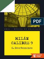 Milan, calibre 9 - Giorgio Scerbanenco.pdf