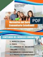 Serv Com Present 2013-2 Alumnos