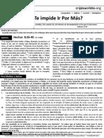 HCV Que Te Impide Ir Por Mas 9 Oct 16