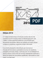 Apresentação Marketing Mostra Kasa e Construção