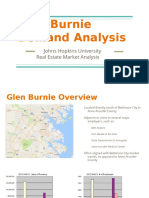 Glen Burnie Demand Analysis