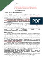 ROMANIA ŞI CONCERTUL EUROPAEAN.doc