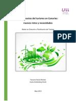 Los Impactos Del Turismo en Canarias_ García & Greifemberg, 2016.
