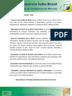 Relações comerciais Brasil India