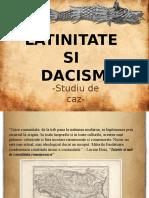Latinitate si Dacism.pptx