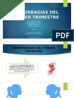 HEMORRAGIAS DEL TERCER TRIMESTRE.pptx