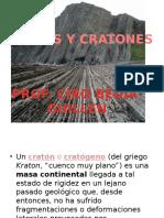 Escudos y Cratones