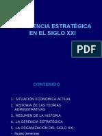 Administracion Estrategica Evolucion -Organizacion Industrial- 35121