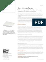 Aerohive_Datasheet_AP230