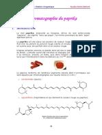 7 Chromatographie Du Paprika 3 (1)