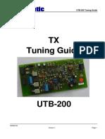 Utb200 Tuning Ver1