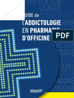 Guide Addictologie