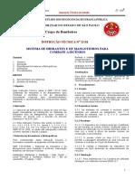 IT 22 - Sistema de Hidrantes e de Mangotinhos para Combate a Incêndio.doc