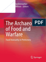 The Archaeology of Food and Warfare_ Food Insecurity in Prehistory