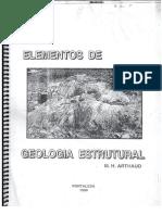 ELEMENTOS DE GEOLOGIA ESTRUTURAL - Prof. Michel Arthaud.pdf