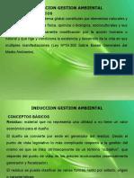conceptos gestión ambiental