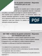 Presentación ISO 14000 Rev