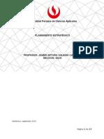 Trabajo de Planeamiento Estrategico - Alicorp TA3