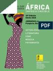 Programa Jornadas 2016 Castellano