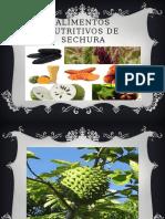 Alimentos Nutritivos de Sechura
