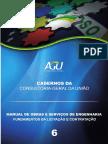 Manual de Obras e Servicos de Engenharia