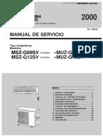 Manual Servicio AA
