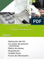 Reparos Igv Udep Dr. Jorge Bravo