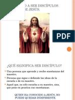 El Llamado a Ser Discípulos de Jesús