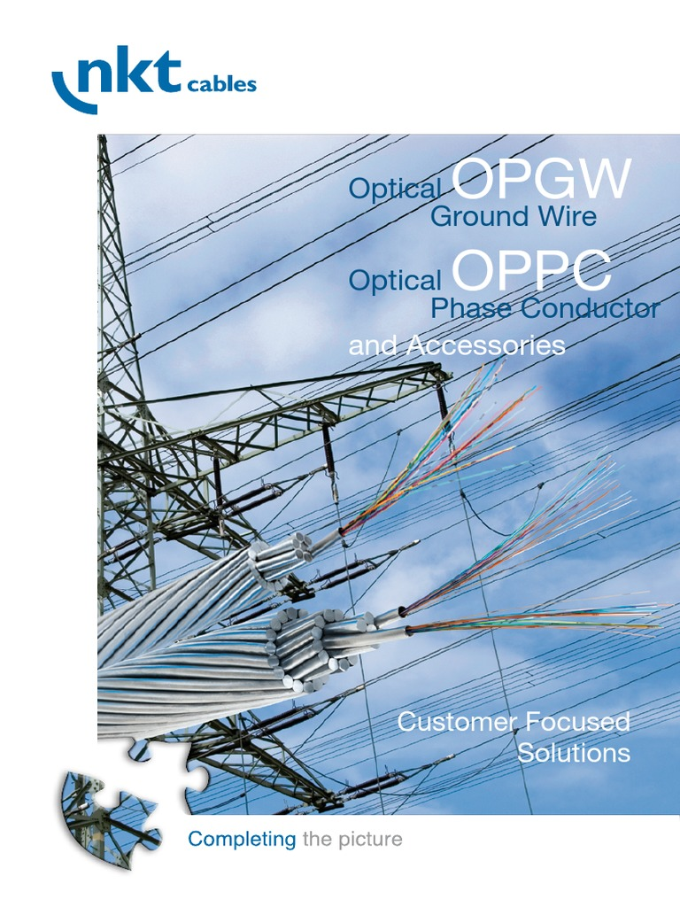 OPGWOPPC | Optical Fiber | Cable