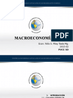 Diapositivas MACROECONOMÍA