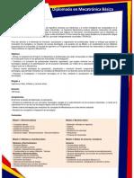 Diplomado en Mecatronica Basica