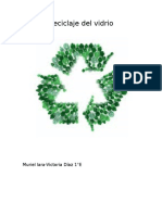 Reciclaje Del Vidrio