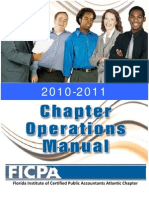 Ficpa Atlantic Chapter 2010-2011 Operations Manual