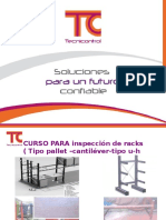 Curso Inspeccion Racks