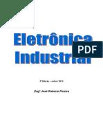 Apostila Eletronica Industrial JR - Edição 3 - Julho 2013