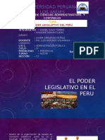 Expo - Poder Legislativo Peruano
