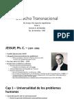 Derecho Transnacional1