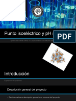 Punto isoeléctrico y pH regulado.pptx