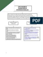 Organismos Financieros Internacionales