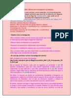 ACt. Informe de Investigación Cuantitativa