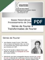 Aula 5 Transformada de Fourier