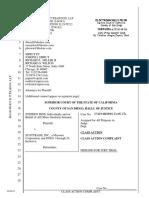 Scottrade Data Breach Class Action Complaint