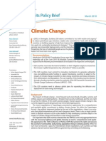 G8 G20 Policy Brief - Climate Change - 04-15-10