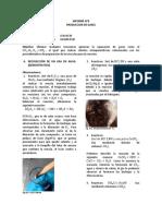 Informe de Laboratorio Gases y Soluciones.
