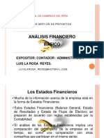3ANALISIS FINANCIERO BASICO