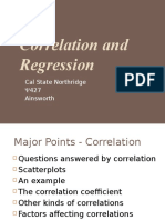 Topic03 Correlation Regression